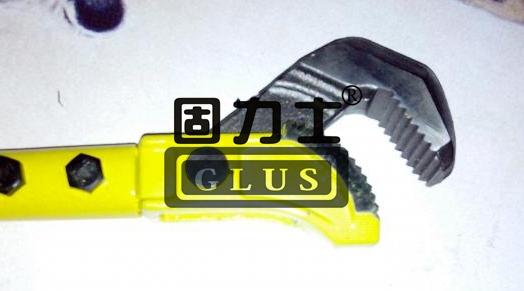 接法固)�_1.固力士加长型连接:用于钢筋过于长而密集,不便转动的场合.