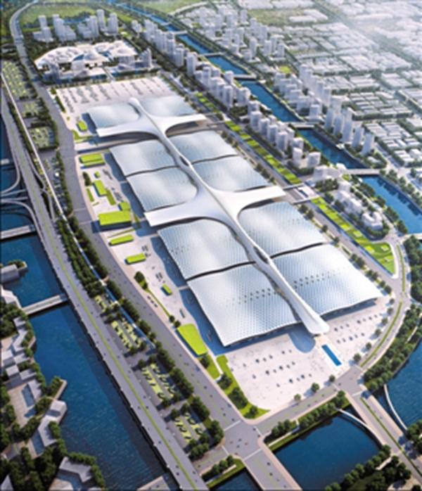 世界之最:固力士加盟深圳国际会展中心项目
