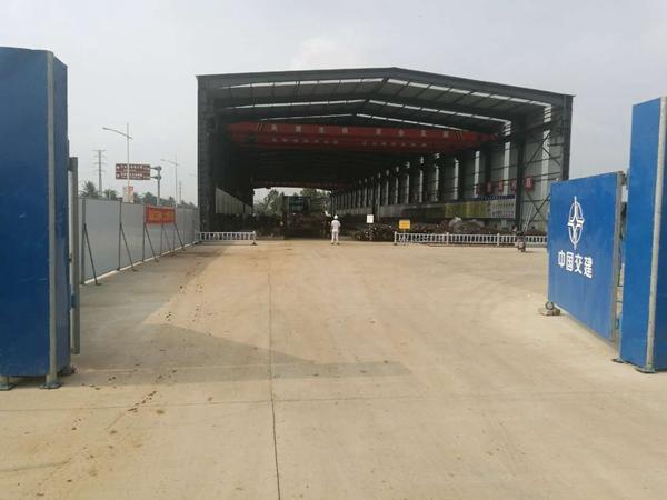 海口市重点工程:疏港高速项目