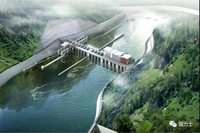 汉江白河(夹河)水电站