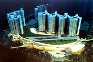 广州岭南新世界套筒项目