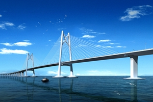 港珠澳大桥钢筋套筒项目