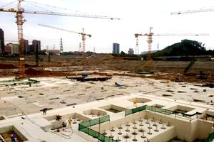 深圳市石岩(福田)保障性住房套筒项目