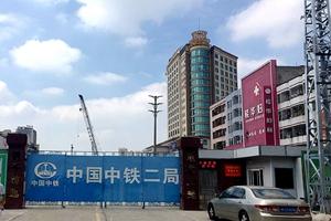 深圳地铁6号线施工工程钢筋套筒项目