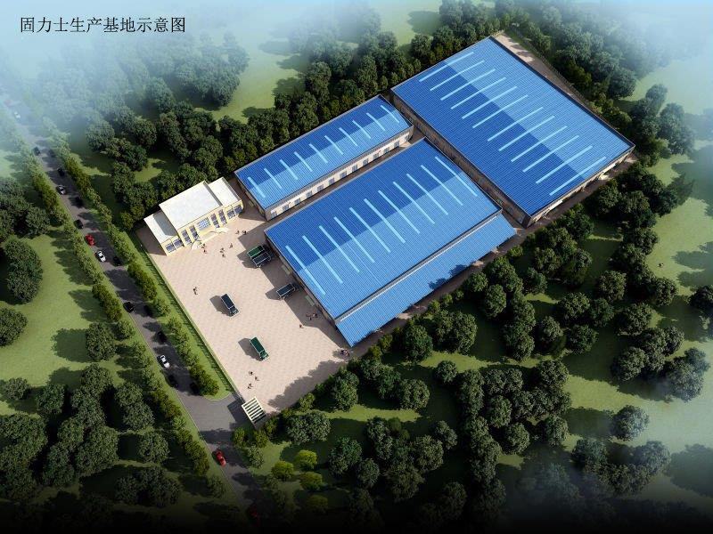 固力士钢筋套筒生产基地建成,专注于国标套筒生产