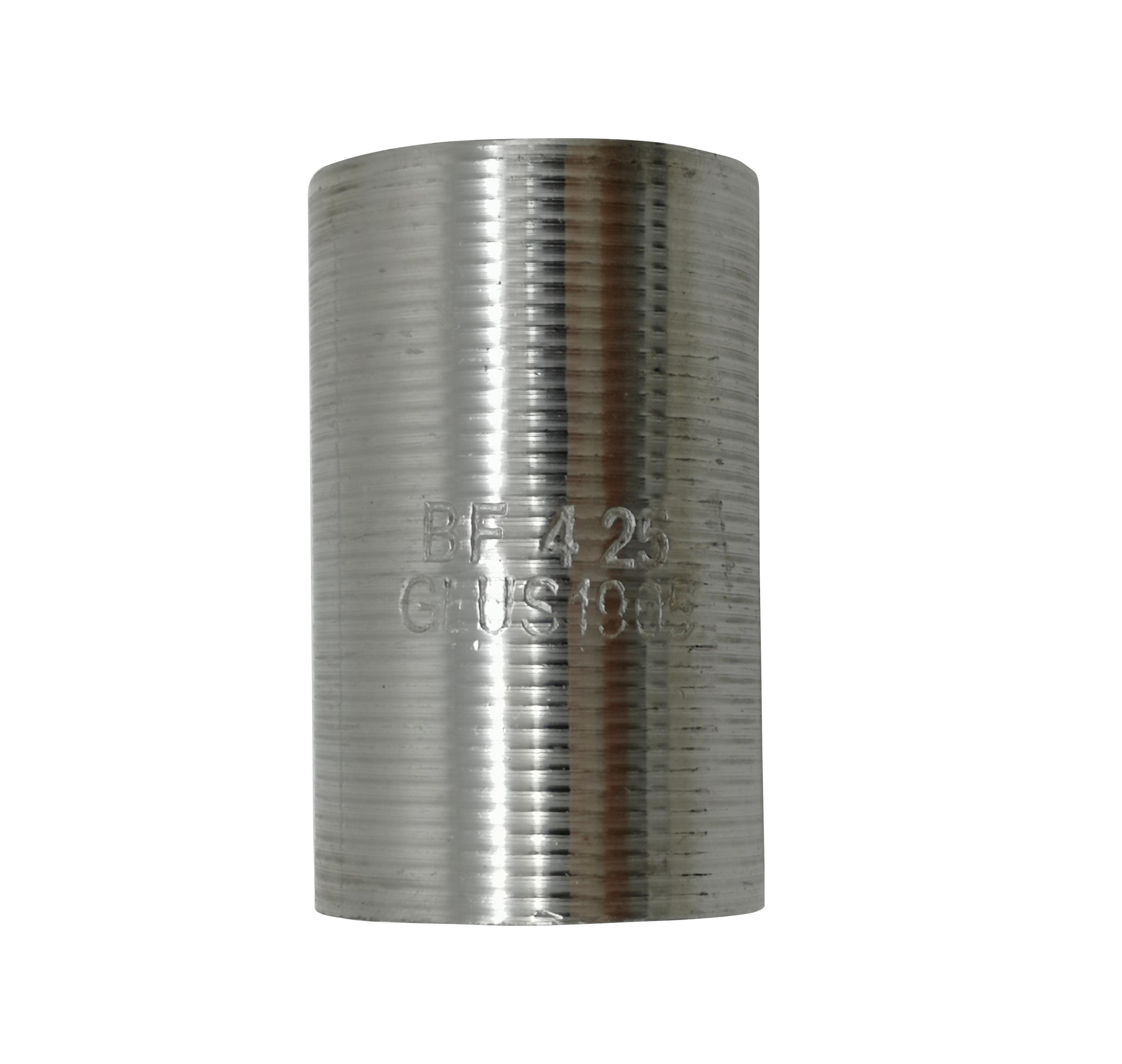 直螺纹钢筋套筒的优点都有哪些?