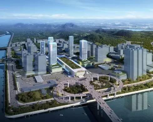 横琴口岸及综合交通枢纽开发工程